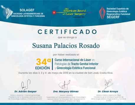 Certificado Participación