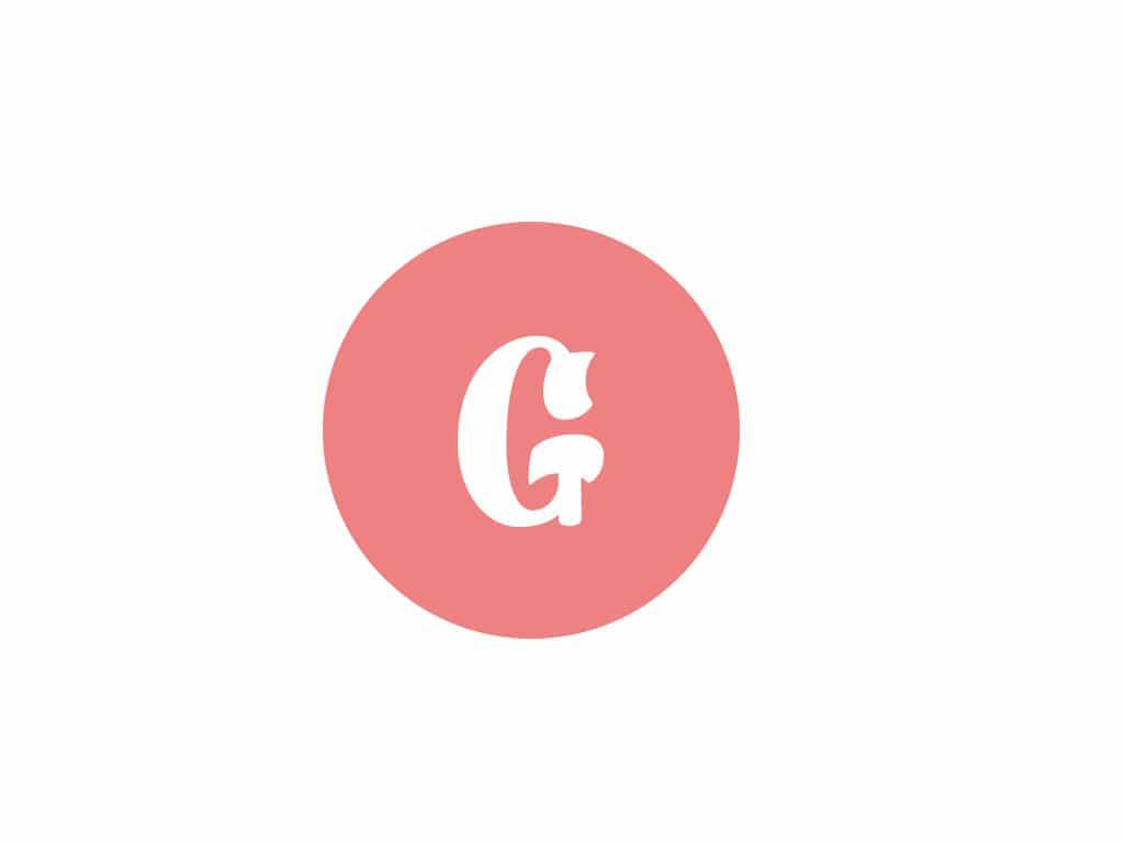 Proyección del punto G